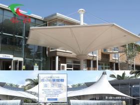 苏州景观膜结构