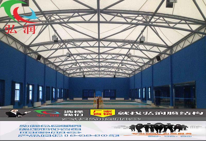 苏州膜结构网球场