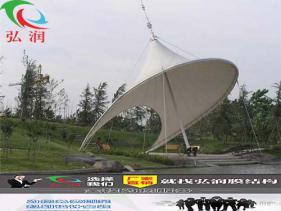 苏州公园膜结构