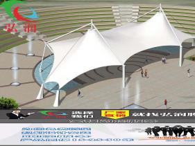 苏州公园广场膜结构