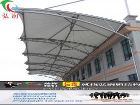 苏州卸货区膜结构